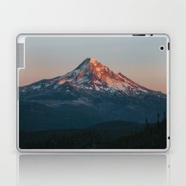 Mount Hood Sunset Laptop & iPad Skin