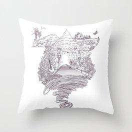 Life is Strange Throw Pillow
