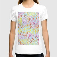scales T-shirts featuring RAINBOW SCALES by shutupbek