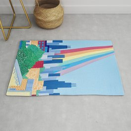 Bless This City Rug