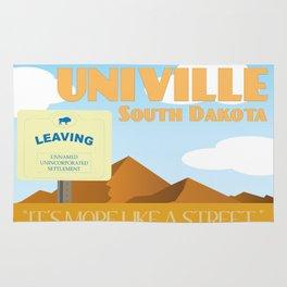 Univille: More Like a Street Rug