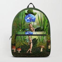 Faerie Shower Backpack