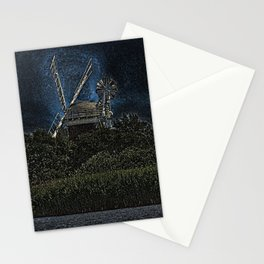 Horsey windmill Stationery Cards