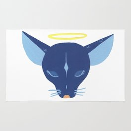 Chihuahua from Heaven Rug