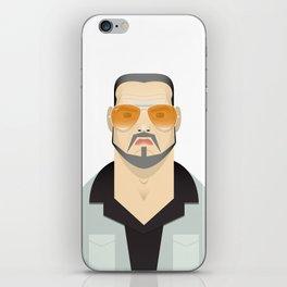 Walter iPhone Skin