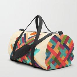 Sun Shrine Duffle Bag