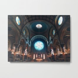 The Eldridge Street Synagogue Metal Print