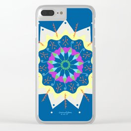 Divine Essence Clear iPhone Case