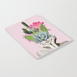 Cactus Lady Notebook