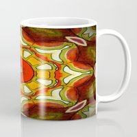 mexico Mugs featuring Mexico by Laurkinn12
