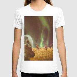 WRONG POLE T-shirt