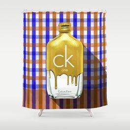 CK ONE GOLD_PA KAO MA01 Shower Curtain