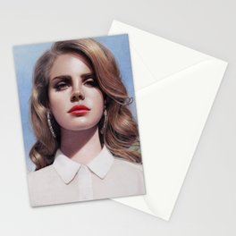 Lana - Born To Die Stationery Cards