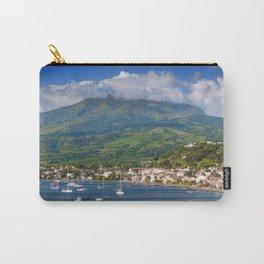 Saint Pierre, Martinique Carry-All Pouch