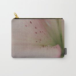 Delicate Petal Carry-All Pouch