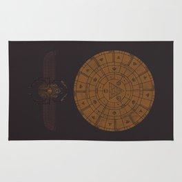 Sacred Sun Rug