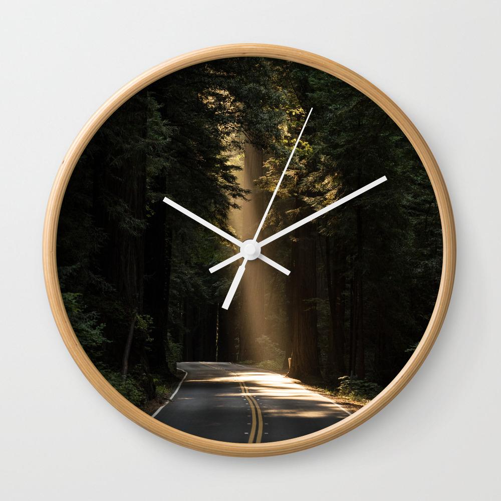 That One Spot Wall Clock by Incongruency CLK8063337