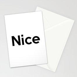 Nice Stationery Cards