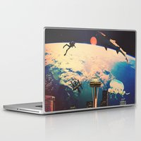 future Laptop & iPad Skins featuring Future. by Daniel Montero