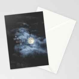 Away From All Of Reality Stationery Cards