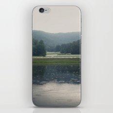 Tennessee Rain iPhone Skin