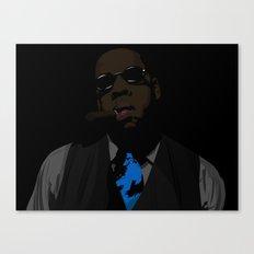 Jay-Z  Canvas Print