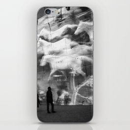 CAVES iPhone Skin