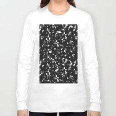 Terrazzo Texture #2 Long Sleeve T-shirt