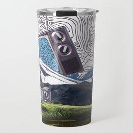 Tv island Travel Mug