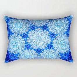 Celestial Summit Rectangular Pillow