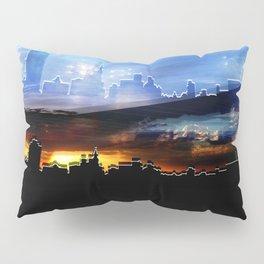Metropolis Pillow Sham