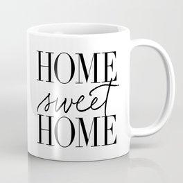 HOME SWEET HOME by Dear Lily Mae Coffee Mug