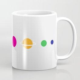 solar system2 Coffee Mug