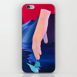 Bye Lisa iPhone Skin