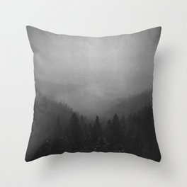 Tamed Specter  Throw Pillow