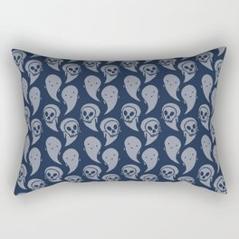 Ghosts Ascending Rectangular Pillow