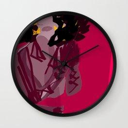 nrrppp Wall Clock