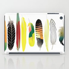 Shake Your Tail Feather iPad Case