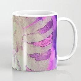 NAUTILUS SEA SHELL IMPRESSION Coffee Mug