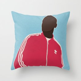 STORMZY Throw Pillow