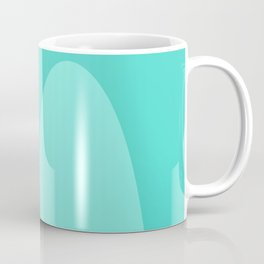 MINT MINIMALISM Coffee Mug