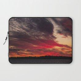 BEDOUIN SUNSET Laptop Sleeve