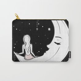 Moonlight Meditation Carry-All Pouch