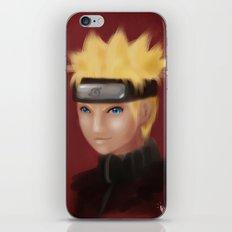 Uzumaki Naruto iPhone & iPod Skin