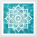 Water Mandala by julieerindesigns