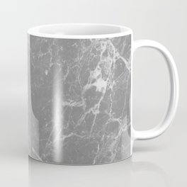 Grey Marble Coffee Mug