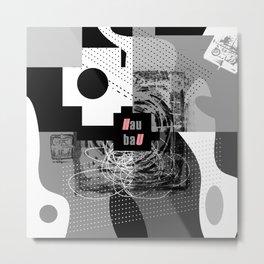 Hau Bau 028 Metal Print