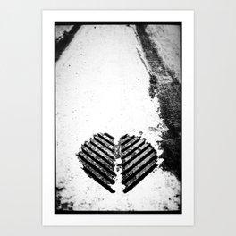 LoveStreet Art Print