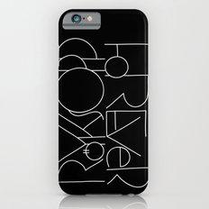 Röyksopp Forever Unique Title iPhone 6 Slim Case