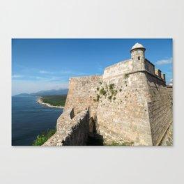 Blue Kingdom Canvas Print